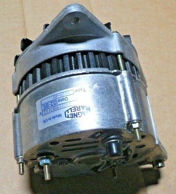 Lister-petter Generator 329-60320 Magneti Marelli 54022195b 12v