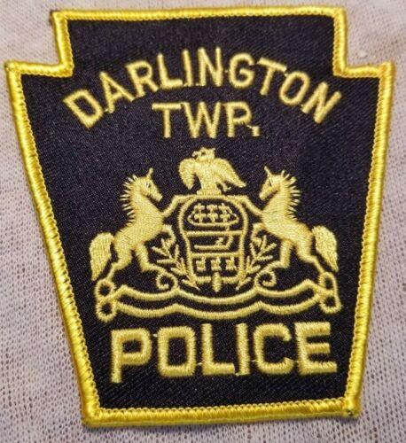 PA Darlington Twp. Pennsylvania Police Patch