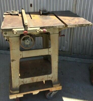 Wallace Wilkerson Table Saw Origional Extension Fences