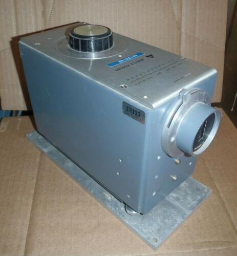Bausch & Lomb lab Monochronometer model 33 86 07  1200 lines per mm 200-700nm