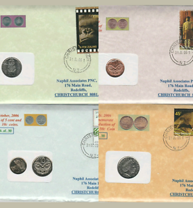 ULTRA RARE***2006 New Zealand Small coin PNC Set ONLY 90 Sets Modbury Tea Tree Gully Area Preview