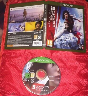 Usado, Mirrors Edge Catalyst  Xbox ONE  segunda mano  Embacar hacia Spain