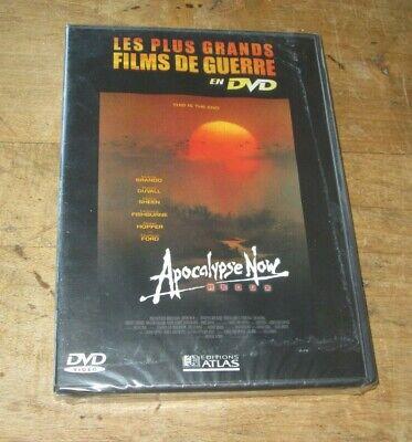 DVD NEUF Apocalypse Now édition Atlas Guerre Wars Film