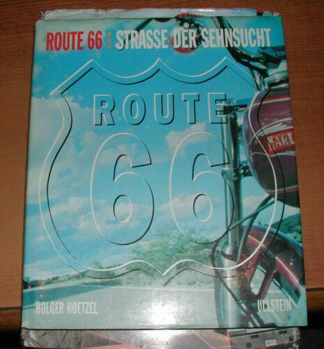 Route 66 - 2 BOOKS WRITTEN IN GERMAN