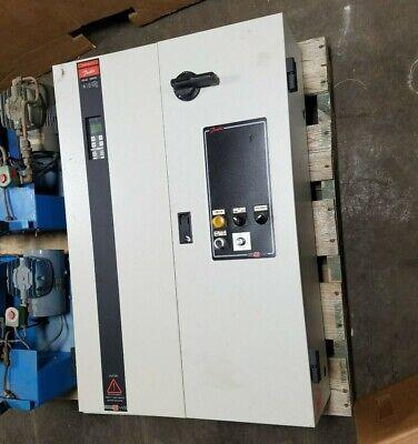 Danfoss Vlt Type 3522 Variable Speed Hvac Drive 3ph 20hp 500v 0.5-120hz Can Ship