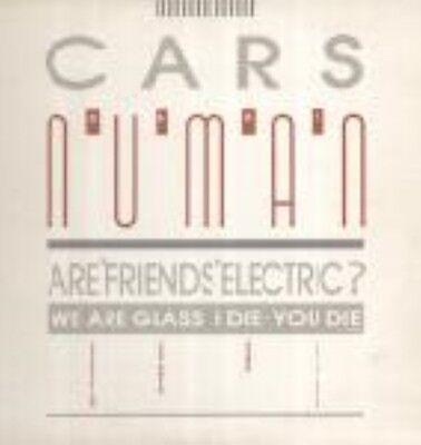 "Gary Numan Cars (Extended 'E' Reg Model) , Are 'Friends' Electric? Uk 12"""