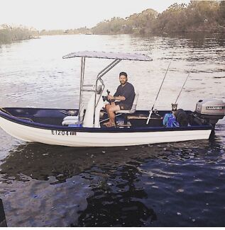 15' Coast Ryder Dory Maylands Bayswater Area Preview