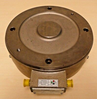 Strainsert Compression Flat Load Cell Tensile 300000lb Tester Instron Mts