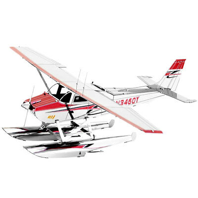 Metal Earth: Cessna 182 Floatplane