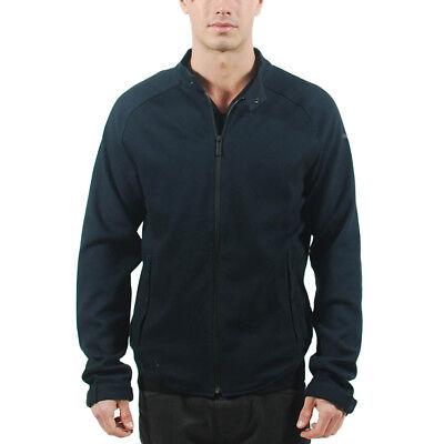 Men's PUMA By HUSSEIN CHALAYAN UM Shutter Track Jacket Black Size XL $138