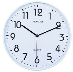 Maples Clock 12 Wall Clock