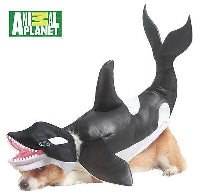 Orca Whale Costume (Orca Shamu Killer Whale Dog)