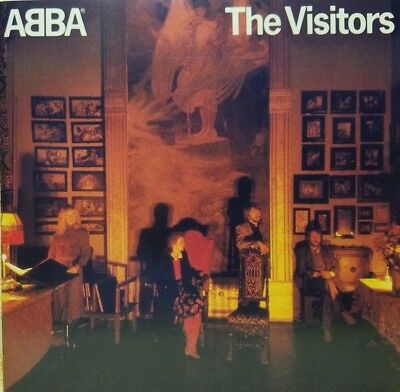 ABBA / THE VISITORS (JAPAN) POCP-2553 THE REMASTERS CD NEVER PLAYED / MINT COND