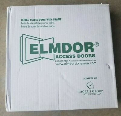 Elmdor 10x10 Steel Hinged Metal Wall Or Ceiling Access Panel Dw10x10pcsdl