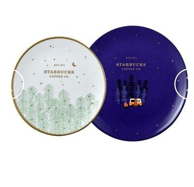 Starbucks Korea 21 Summer forest plate set limited season