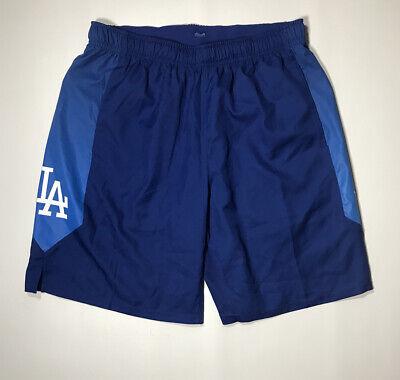 Los Angeles Dodgers Nike 3 Pocket Shorts Size Large Los Angeles Dodgers Pocket