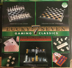 Quality - Chess,Checkers, Backgammon, Dominoes, Cribbage, Etc..