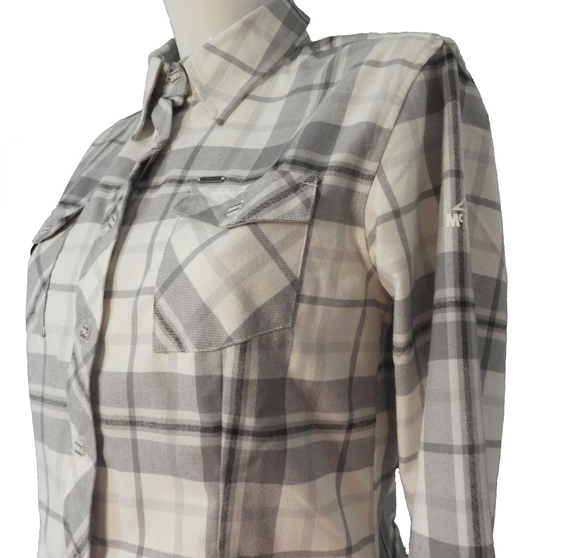McKinley Damenbluse - Damen Bluse langarm - Wandern-Outdoor - 189468
