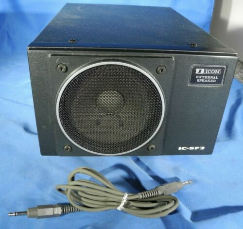 Icom IC-SP3 external speaker