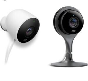 Wanted-New Nest indoor Security Camera , Nest Outdoor Camera