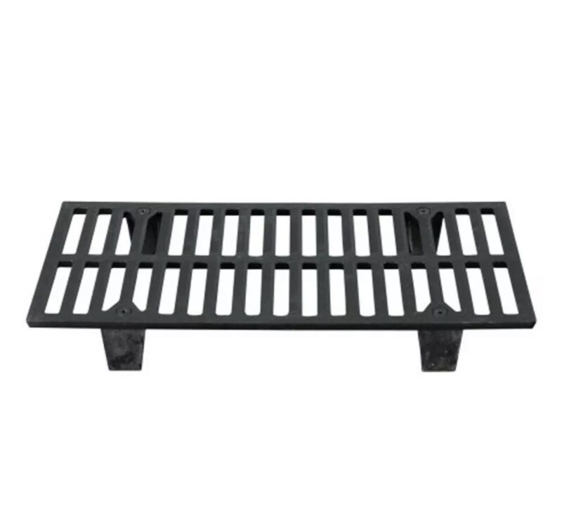US Stove G26 Small Cast Iron Stove Grate for 1261 Logwood Wood Burning Stoves