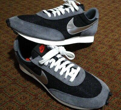 Nike Daybreak SP Black Metallic Silver BV7725-002 Running Shoes Men