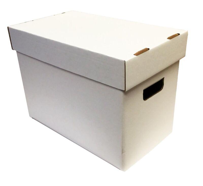 One New Max Pro Magazine Size Corrugated Cardboard Storage Box