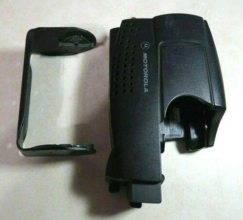 Motorola XTVA Convertacom NTN8561A XTS Vehicular Adapter NTN8561 with Bracket