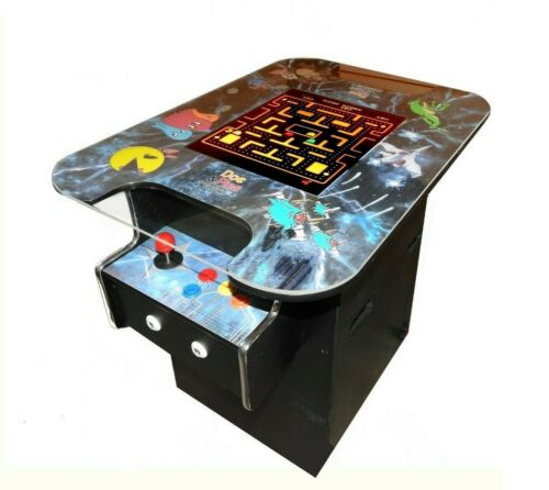 On Sale Cocktail Arcade with 412 games , New Sit down Arcade