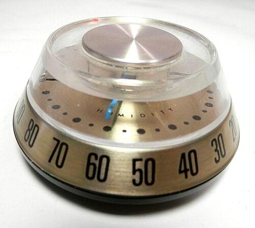 Vintage Honeywell Desk Top Thermometer Barometer