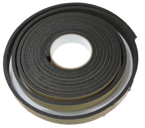 Weather Stripping Heavy Density Tape Roll 16 FT