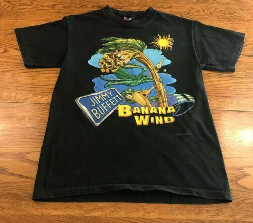 Vintage 1996 Jimmy Buffet Banana Wind Concert Tour T Shirt Adult M Medium