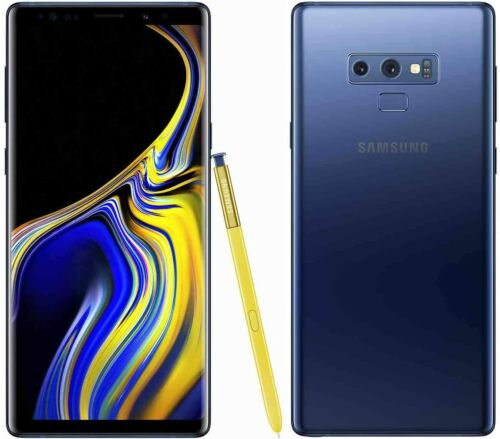 Samsung Note 9 128GB SM-N960U Tmobile AT&T Verizon Straight Talk Boost Unlocked