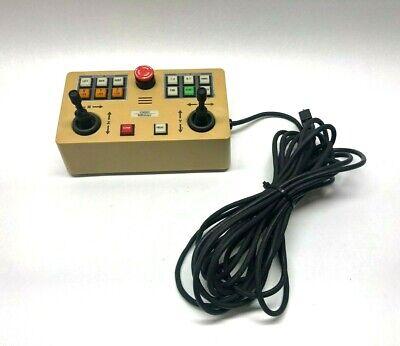 Mitutoyo Js-box3s Cmmc Joystick Box X Y Z Controller Cmm Machine Toggle Control