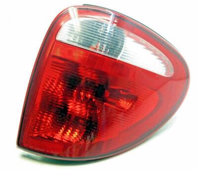 2000 - 2004 DODGE GRAND CARAVAN REAR BRAKE TAIL LIGHT PASSENGER SIDE 3 Bulb OEM