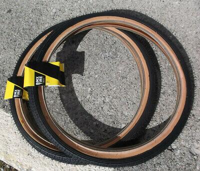 GT Freestyle tires Pair BMX old school pro perfomer Dyno vertigo 1.75 PFT LP 5