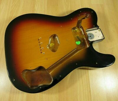 Fender 72 Telecaster Custom Body Fender Vintage RI 72 Tele Body Parts Worldwide!