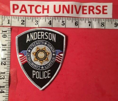 ANDERSON  CALIFORNIA  SHOULDER PATCH  K073