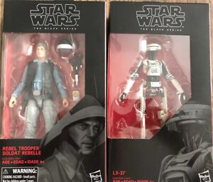 Star Wars Black Series trade or for sale