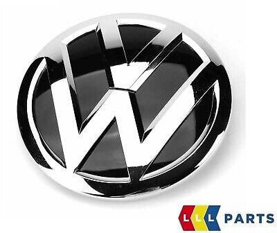 NEW GENUINE VOLKSWAGEN VW TIGUAN FRONT BUMPER RADIATOR GRILLE BADGE 2K5853600