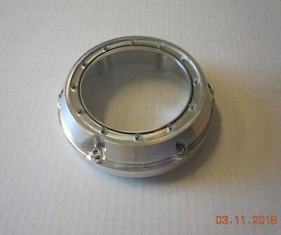 YAMAHA BANSHEE CLUTCH COVER: QUICK CHANGE TOP & INSERT RING TO MODIFY YOUR COVER for sale  Dayton