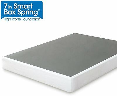 7 Inch Box Spring Heavy Duty Steel Mattress Foundation Multiple Sizes California King Mattress And Box Spring