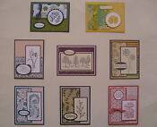 Handmade Sympathy Cards Stampin Up