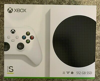 BRAND NEW Xbox Series S 512 GB Digital Console - IN HAND - FAST SHIPPING