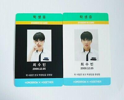 "K-POP TXT SOOBIN Official Photocard SET - Official New Album ""꿈의 장: MAGIC"""