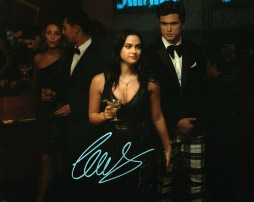 Camila Mendes Riverdale Autographed Signed 8x10 Photo COA CM11