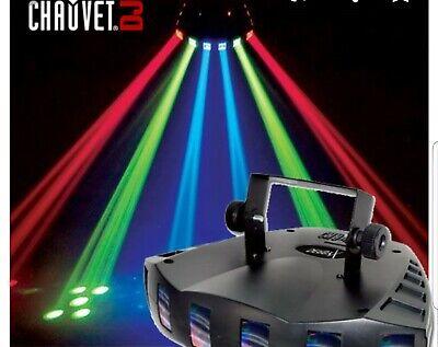 CHAUVET DJ Derby X DMX-512 LED Effect and Strobe Light PROAUDIOSTAR
