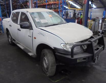 MITSUBISHI TRITON TRANS/GEARBOX AUTO, 2WD, 01/08-08/09 (C20061)