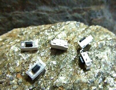 5x Smd Momentary Micro Switch Touch 3x6x3.5 4 Pin