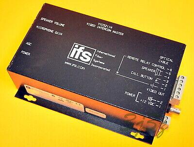 Ge Security Vic5211m Ifs Video Intercom Master